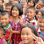 thai children Nong Bua Lamphu